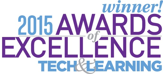 Tech & Learning Award of Excellence