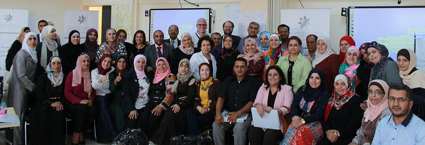 Principal Leadership in Amman, Jordan