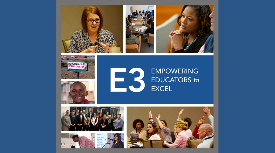 Empowering Educators to Excel - E3 USDOE Grant