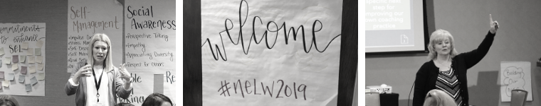 NELW19 Insight Trainers - Lisa Novotney and Kim Day