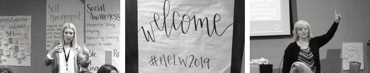 NELW19 Insight Trainers - Lisa Novotney and Kim Day