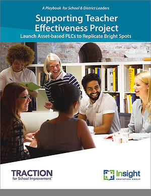 Supporting Teacher Effectiveness Project (STEP) Playbook