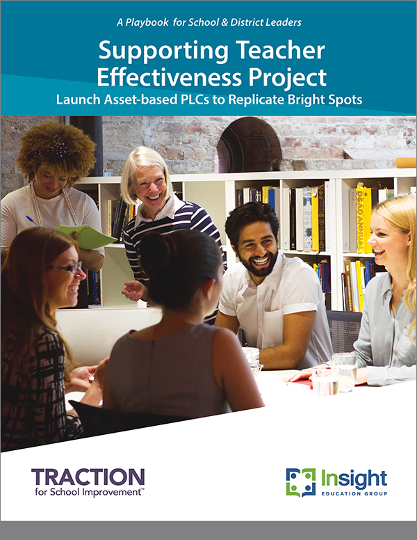 Supporting Teacher Effectiveness Project Playbook