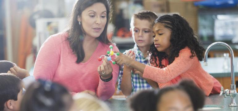 eBook - The Three Key Levers for School Improvement