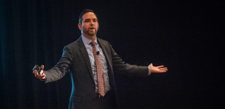 Jason Stricker - Speaking at the District Administration Leadership Summit