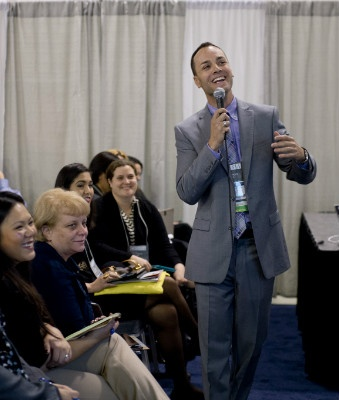 Dr. Michael Moody - Speaking at CCSA