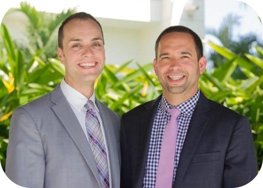 Dr. Michael Moody & Jason Stricker - Co-founders of Insight Education Group